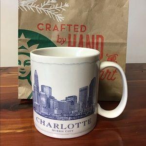Charlotte Starbucks mug